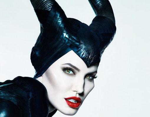 Cách trang điểm Halloween phong cách Tiên hắc ám Maleficent