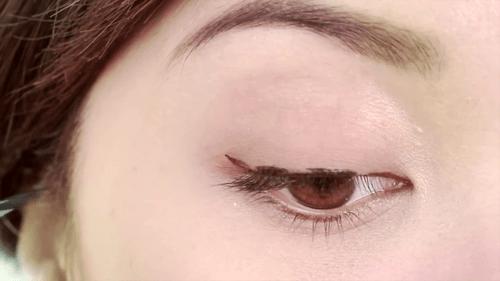 Kẻ viền mắt đứt quãng