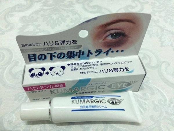 Loại kem trị thâm quầng mắt nào tốt hiện nay? 6