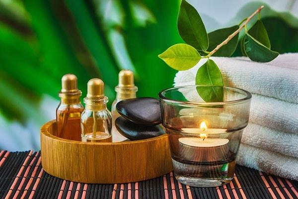 Cần chọn lựa các mùi hương phù hợp khi massage