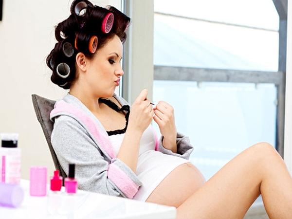 Những lưu ý quan trọng khi trang điểm trong thời kỳ mang thai mẹ cần nhớ