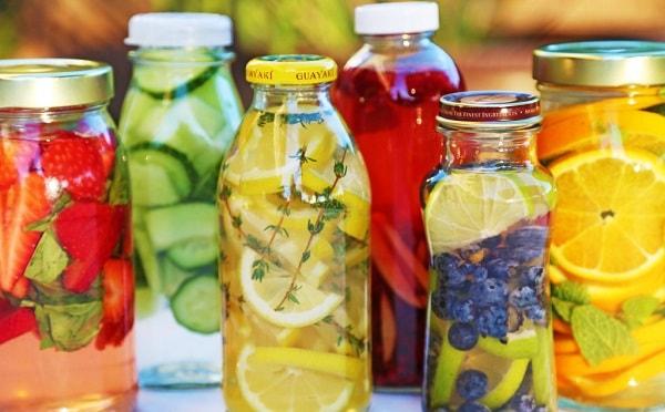 10 loại nước detox giúp da mịn, dáng thon
