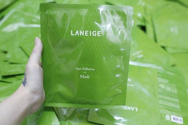 Mặt nạ Laneige Anti Pollution Mask - Hàn Quốc