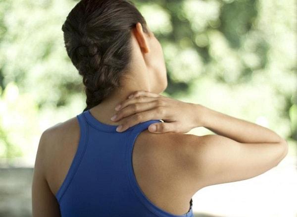 Cảm giác đau mỏi cơ bắp