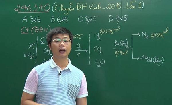 Thầy Lê Phạm Thành