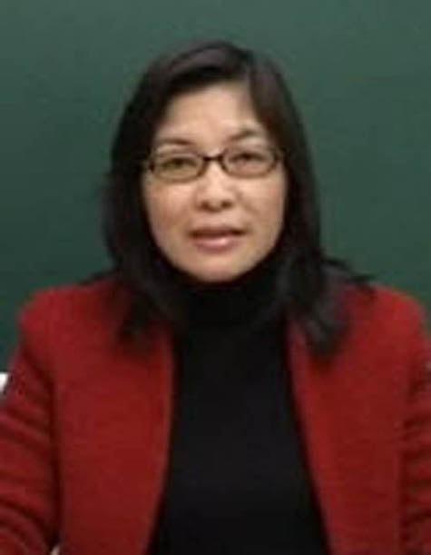 Cô Nguyễn Thị Thanh Thủy - giáo viên của trường THPT chuyên Hà Nội – Amsterdam