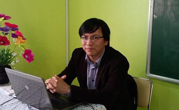Giáo viên Đặng Ngọc Khương