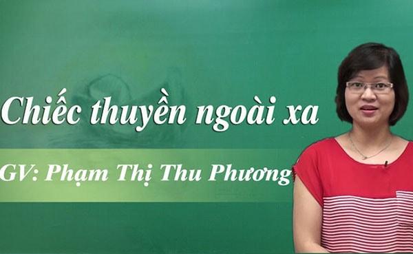 Cô giáo Phạm Thị Thu Phương