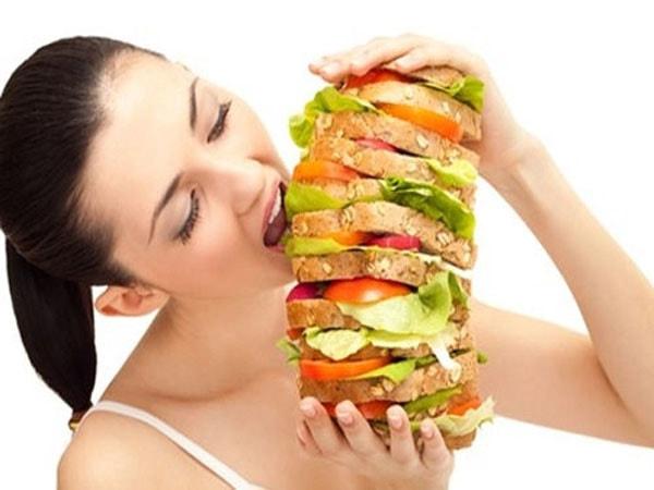 chứng rối loạn ăn uống