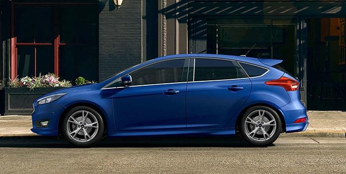 Thiết kế Ford Focus Trend bản 2018 sang trọng, mạnh mẽ