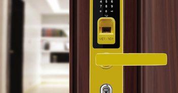 Cách lắp đặt khóa cửa điện tử chính xác
