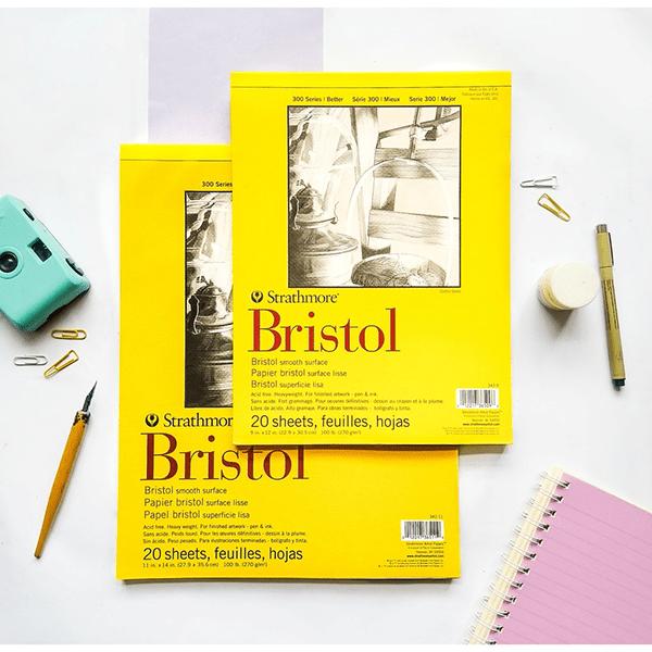 Giấy Bristol dùng trong in phong bì