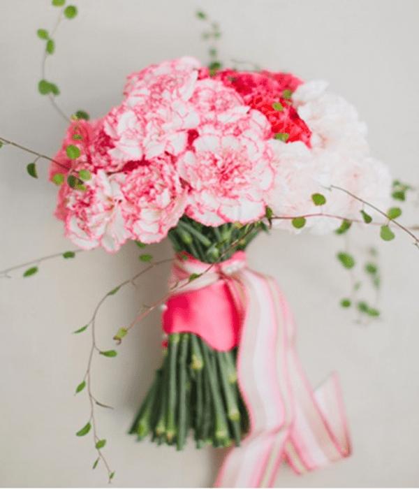 Hoa cẩm chướng tượng trưng cho tình yêu ngọt ngào và trường tồn